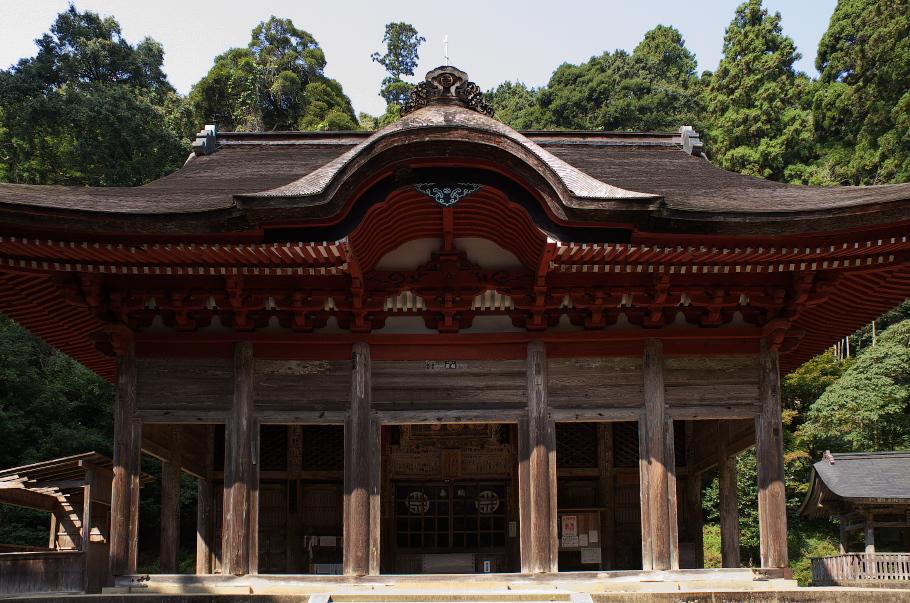鰐淵寺 №1