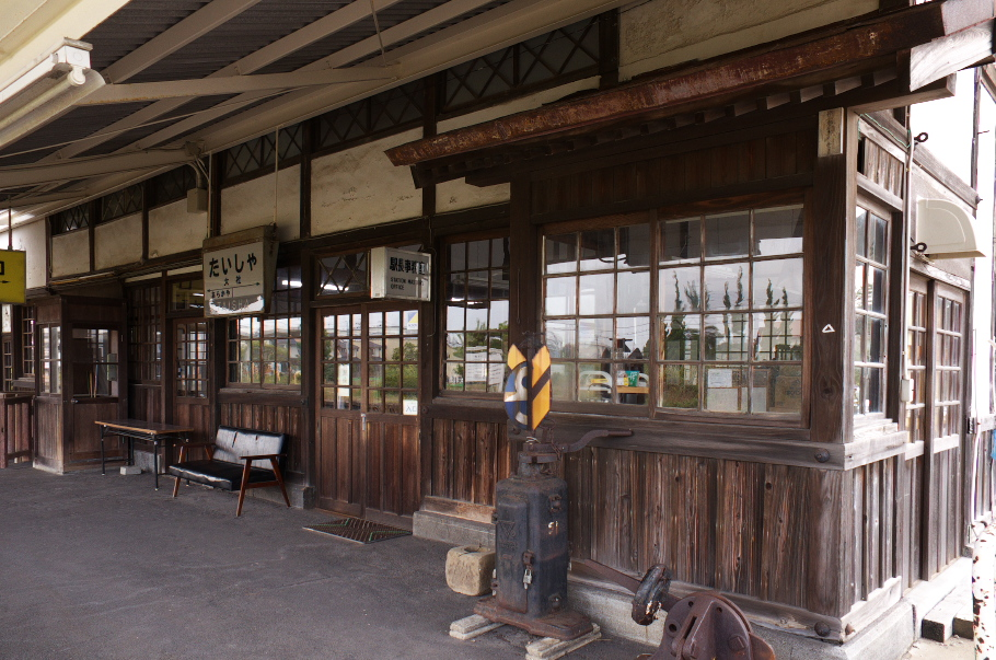 旧大社駅 №5