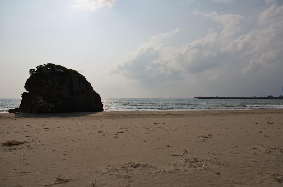 稲佐の浜 №3