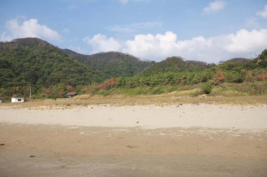 稲佐の浜 №4