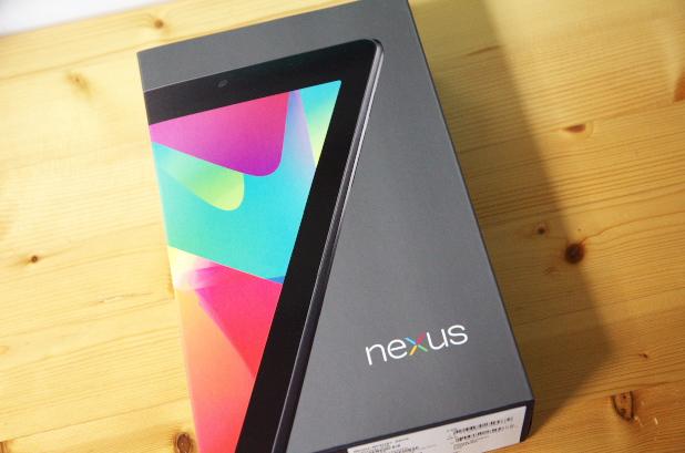 Nexus7 №1