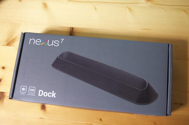 Nexus7 Dock