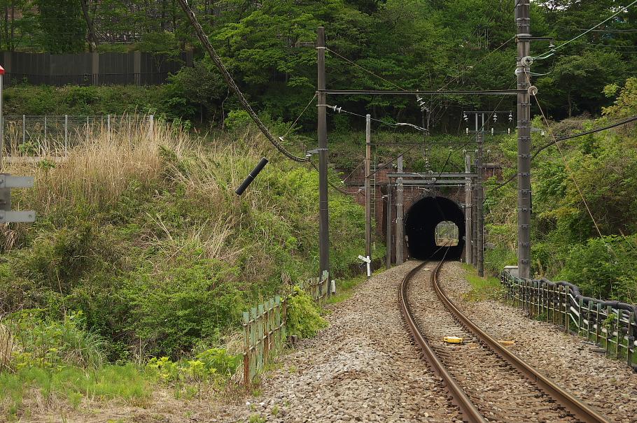 いのはなトンネル №1