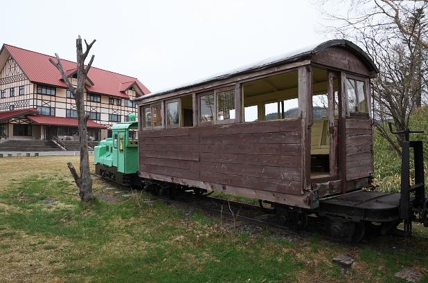 しらびそ高原の森林鉄道