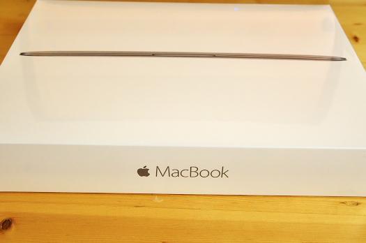 MacBook 外箱 外観