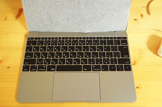 MacBook本体